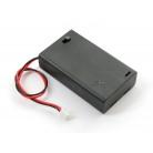 Suport pentru baterii 3xAAA 0
