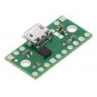 Sursa  2 canale cu selectare automata TPS2113A  USB Micro-B [0]