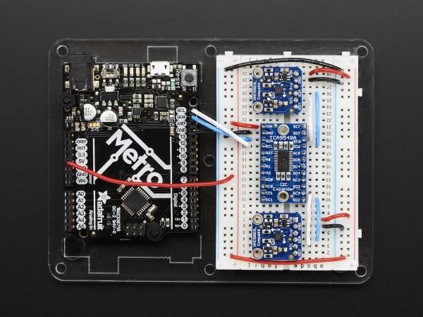 Multiplexor I2C - TCA9548A [3]