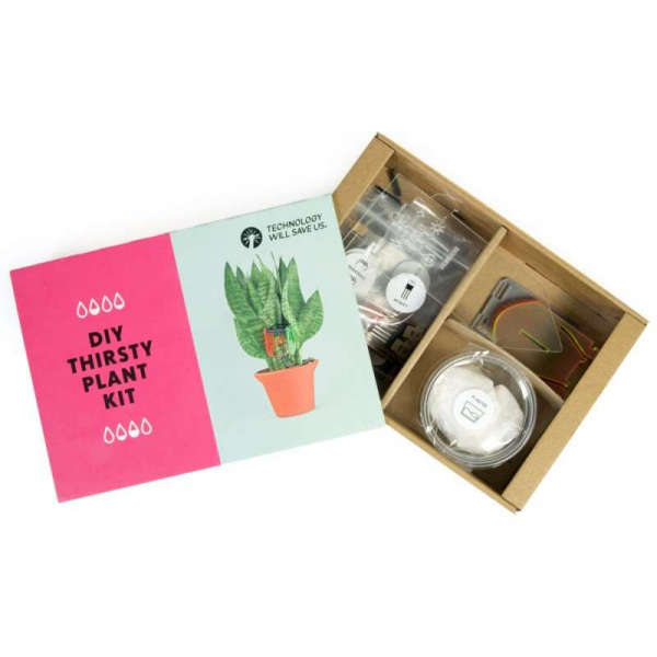 Tech Will Save Us Thirsty Plant Kit 1