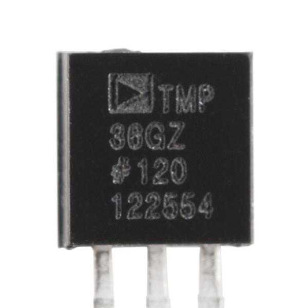 Senzor de temperatura - TMP36 1