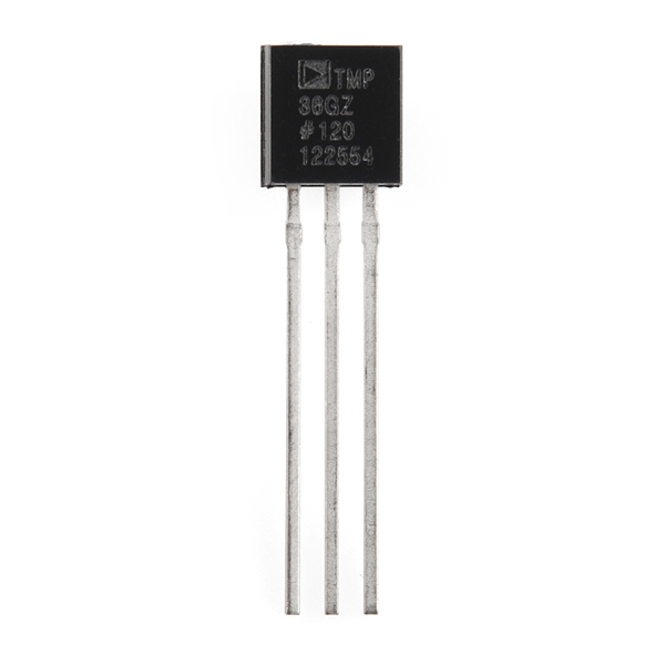 Senzor de temperatura - TMP36 2