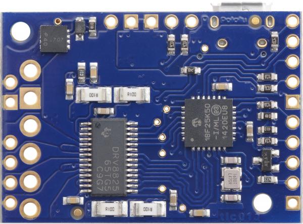 Tic T825 USB Multi-Interface Stepper Motor Controller [4]