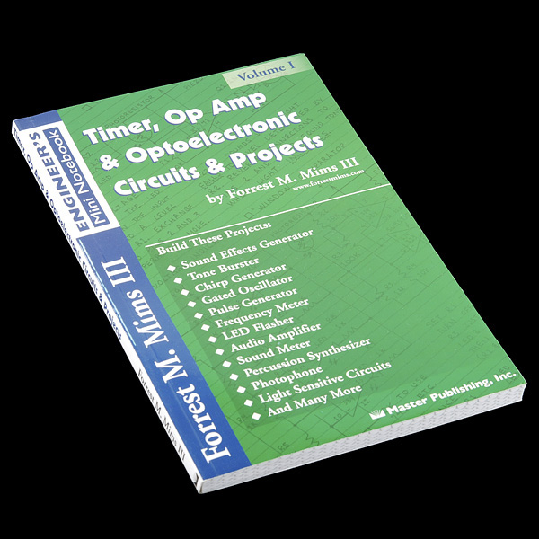 Timer, OpAmp & Optoelectronic Circuits & Projects 0