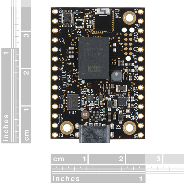 tinyTILE - Intel® Curie Dev Board 1
