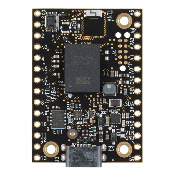 tinyTILE - Intel® Curie Dev Board 2