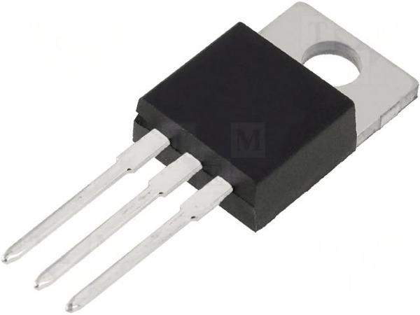 TIP122 - Tranzistor bipolar NPN 5A 100V 1
