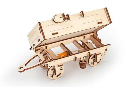 Remorca Tractor UGears 0