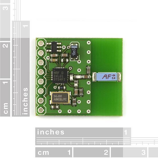 Transceiver nRF24L01 2