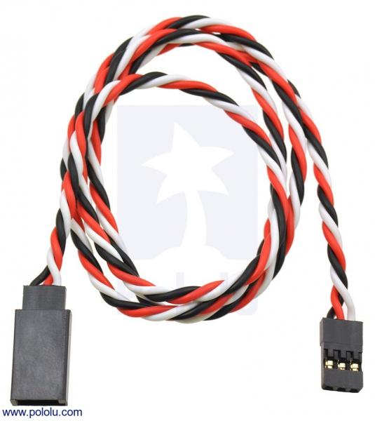 Cablu Prelungire Servo 60cm 0