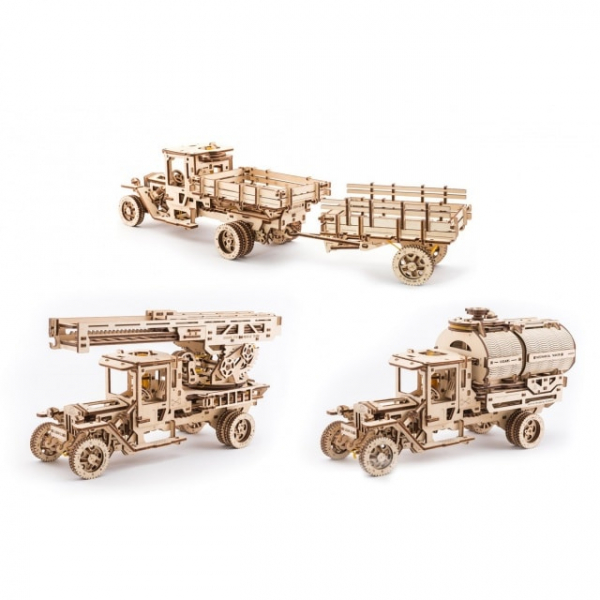 Set Transportator UGears 0