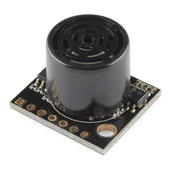 Ultrasonic Range Finder - HRLV-MaxSonar-EZ0 0