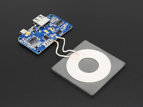 Incarcator Universal Qi Wireless 0