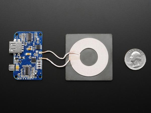 Incarcator Universal Qi Wireless 1