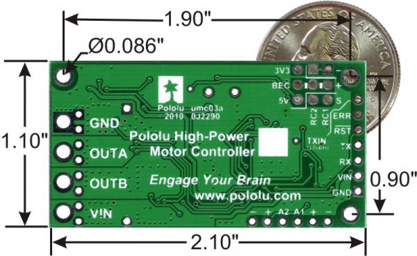 USB Driver Motor 18V25 2