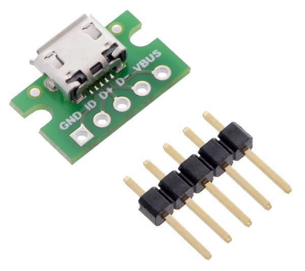 Conector  Micro USB B 0