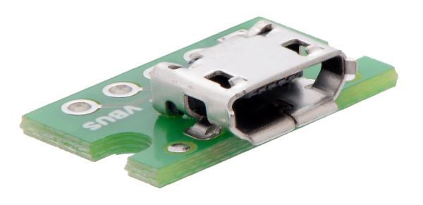 Conector  Micro USB B 1