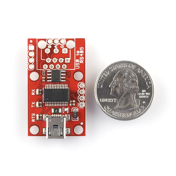 Convertor USB RS-485 [0]