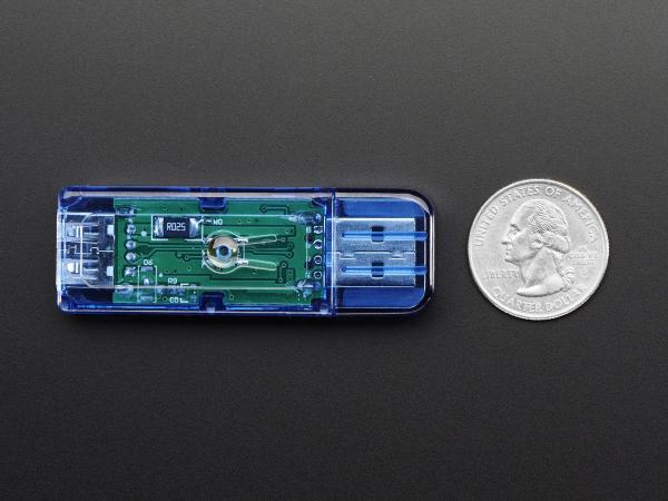 Indicator de tensiune USB cu dispaly OLED 6