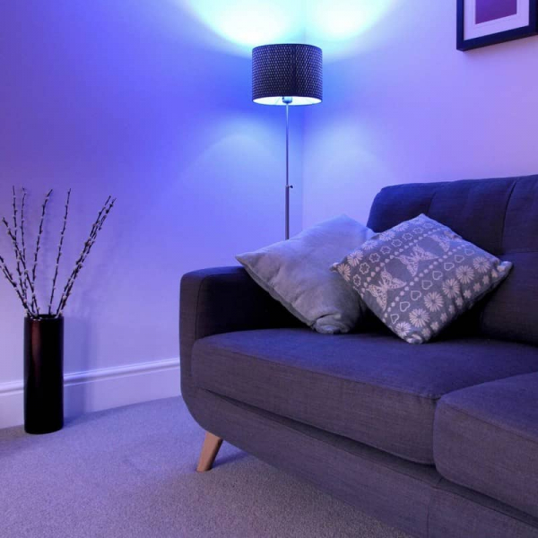 Bec inteligent LED cu Bluetooth Veho Kasa - lumina RGB [10]