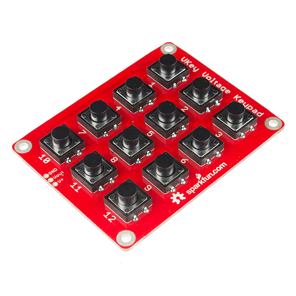 VKey Voltage Keypad 0