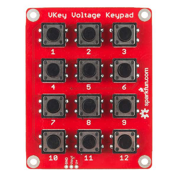 VKey Voltage Keypad 1