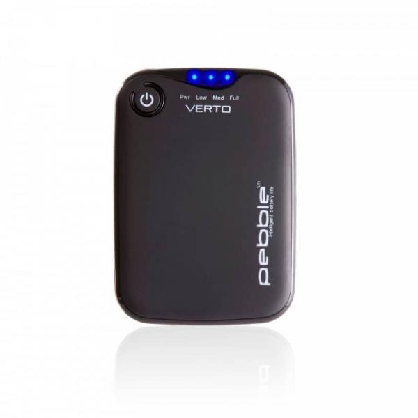 Baterie externa Pebble Verto 3700 mAh 0