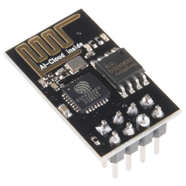 ESP8266 WiFi [0]