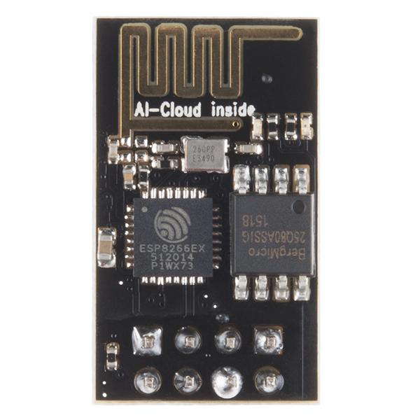 ESP8266 WiFi [1]