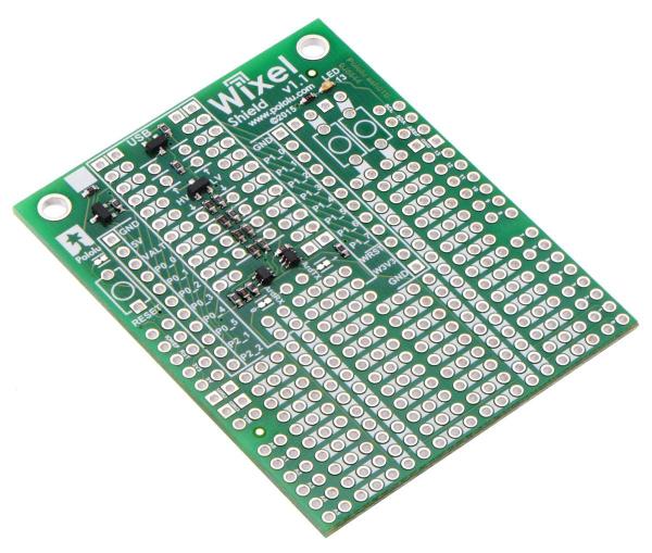 Wixel Shield pentru Arduino 0