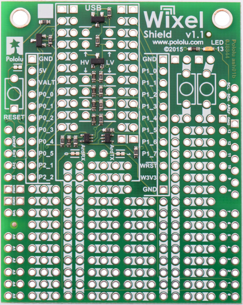 Wixel Shield pentru Arduino 1