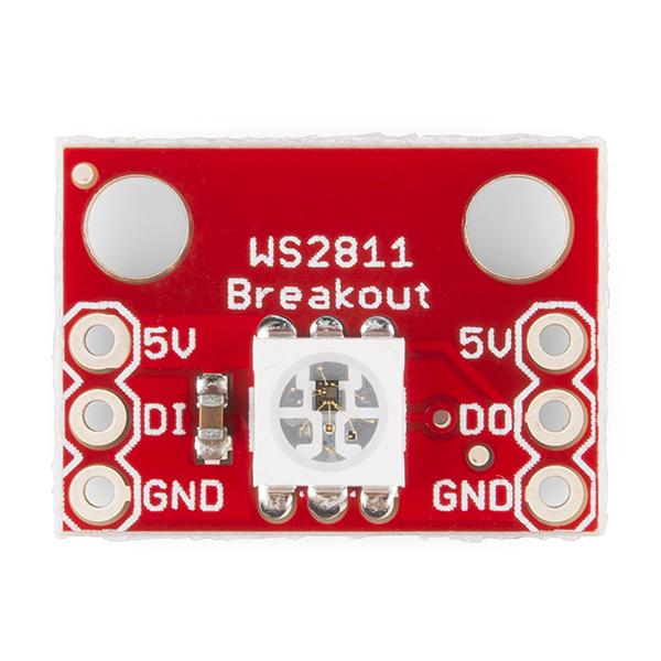 WS2812 RGB LED Breakout 0