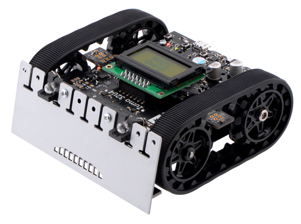 Zumo 32U4 Robot Kit (Fara Motoare) 0