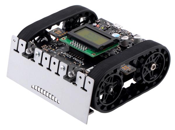 Zumo 32U4 Robot Kit (Fara Motoare) 2