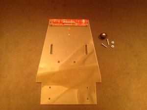 Platforma Robot LineFollower nivel competitie9