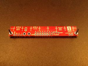 Platforma Robot LineFollower nivel competitie5