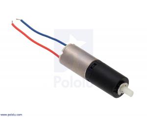 136:1 Sub-Micro Motor cu cutie de viteza 6Dx19L mm0
