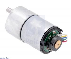 Motor 500 RPM 19:1 cu encoder Pololu4