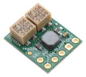 Regulator 2.5-9V  Step-Up/Step-Down Voltage Regulator Cutoff ajustabil S9V11MACMA0