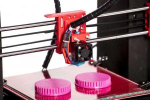 Imprimanta 3D Robofun 20-20-20, complet asamblata1