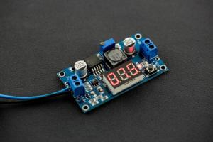 Regulator stepdown reglabil cu display 20W [3]