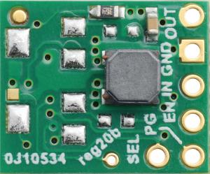 Regulator 3.3V Step-Up/Step-Down S9V11F3S50