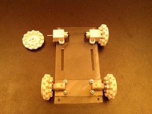 Robot Senile Competitie30