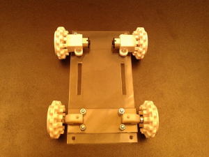 Robot Senile Competitie32