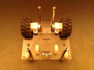 Robot Mini-Sumo Competitie [30]