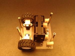 Robot Mini-Sumo Competitie [31]