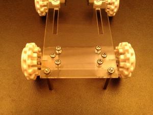 Robot Senile Competitie42