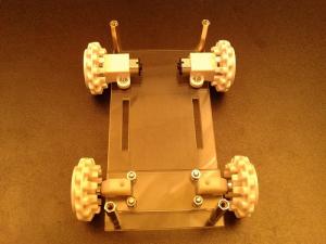 Robot Senile Competitie43