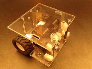 Robot Mini-Sumo Competitie [34]
