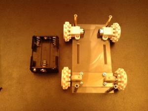 Robot Senile Competitie45